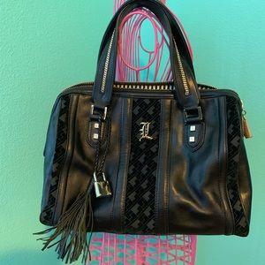 L.A.M.B by Gwen Stefanie Leather bag